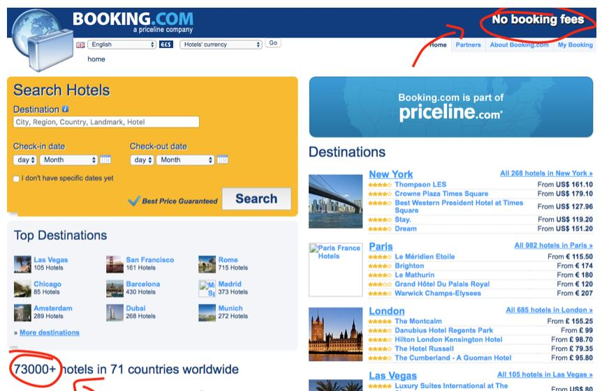 Booking.com: Love To Hate?