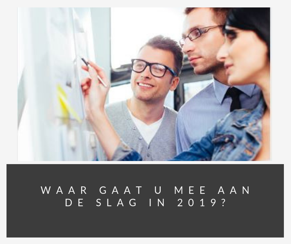 Time To Plan…. Gratis Strategie Sessie