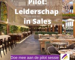Tijdelijk Aanbod: Pilot Sessie