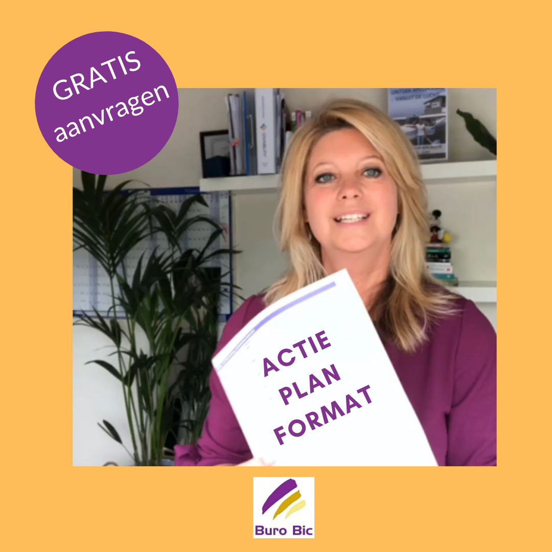 Vraag Een Gratis Format Aan Voor Een Effectief Sales Actieplan [Video]
